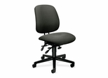 Tall Office Chair - Gray/Black Frame - HON7708AB12T