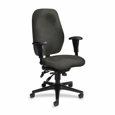 Tall Office Chair - Gray - HON7808AB12T