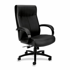 Tall Office Chair - Leather/Black - BSXVL685SB11