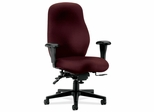 Tall Office Chair - Wine - HON7808NT69T
