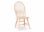 Tall Spindle Back Windsor Side Chair - 1C-969