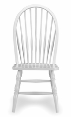 Tall Windsor Side Chair in Linen White - 1C31-969