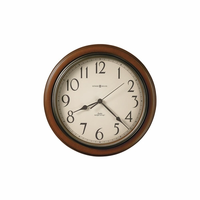 Talon Round Wall Clock - Howard Miller