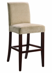 "Tan Chenille ""Slip Over"" for Counter Stool or Bar Stool - Powell Furniture - 742-205Z"