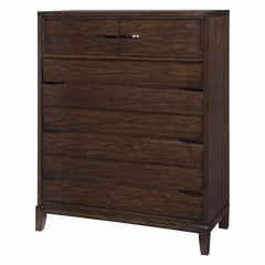 Tangerine 335 Walnut Chest - Pulaski
