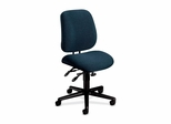 Task Chair - Blue/Black Frame - HON7707AB90T