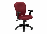 Task Chair - Burgundy - BSXVL220VA62