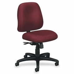 Task Chair - Burgundy - BSXVL635VC62