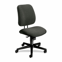 Task Chair - Gray/Black Frame - HON7702AB12T