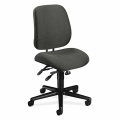 Task Chair - Gray/Black Frame - HON7707AB12T