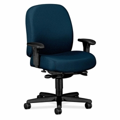 Task Mid-Back Chair - Mariner - HON3528NT90T
