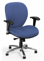 Task Office Chair - ComfySeat Task Chair - OFM - 648