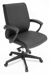 Task Office Chair - Evolve Professional Low Back Chair - 3202BK