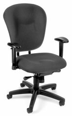Task Office Chair - Executive Task Chair (Mid-Back) - OFM - 635