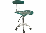 Task Office Chair in Green - LF-214-GREEN-GG