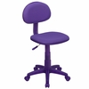 Task Office Chair in Purple - BT-698-PURPLE-GG