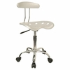 Task Office Chair in Silver - LF-214-SILVER-GG