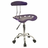 Task Office Chair in Violet - LF-214-VIOLET-GG