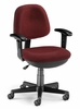 Task Office Chair - Lite Use Computer Task Chair with Arms - OFM - 150-AA