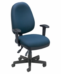 Task Office Chair - One Seat Fits All Executive Task Chair - OFM - 122