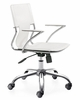 Task Office Chair - Trafico Office Chair (Set of 2) - Zuo Modern - 205182