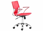 Task Office Chair - Trafico Office Chair (Set of 2) - Zuo Modern - 205184