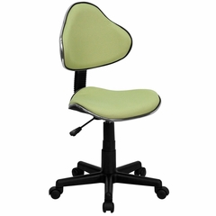 Task Office Chair with Avocado Fabric - BT-699-AVOCADO-GG