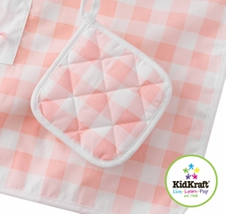 Tasty Treats Chef Access Set Pink - KidKraft Furniture - 63196