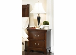Tatiana Transitional Two Drawer Nightstand - 202392
