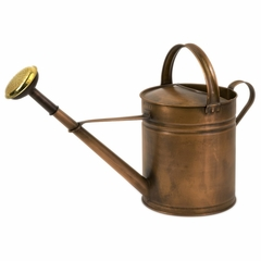 Tauba Large Copper Watering Can - IMAX - 44082