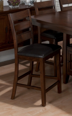 Taylor Brown Cherry Counter Height Stool  - 337-BS923KD