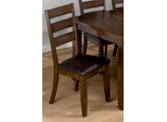 Taylor Brown Cherry Dining Side Chair - Set of 2 - 337-923KD