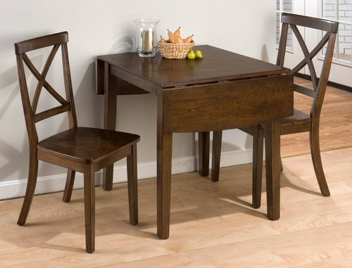 Taylor Cherry 3-Piece Dining Set - 342-48