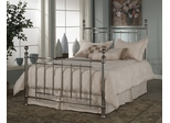 Taylor King Size Bed - Hillsdale Furniture - 1337BKR