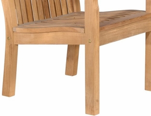 Teak Bench 1-Seater - Antonini Outdoor - NP01000