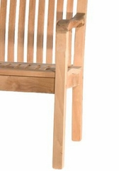 Teak Bench 3-Seaters - Antonini Outdoor - NP03000