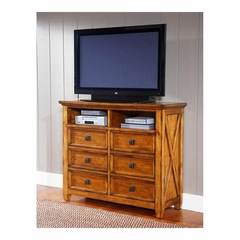 Telluride HD Chest Weathered Pine - Largo - LARGO-ST-B9561-28