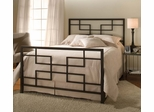 Terrace Full Size Bed - Hillsdale Furniture - 1474BFR