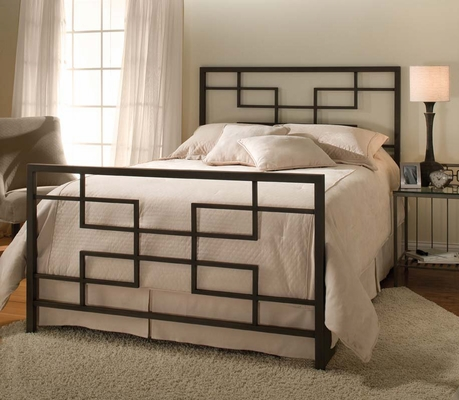 Terrace King Size Bed - Hillsdale Furniture - 1474BKR