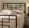 Terrace King Size Headboard with Bed Frame - Hillsdale Furniture - 1474HKR