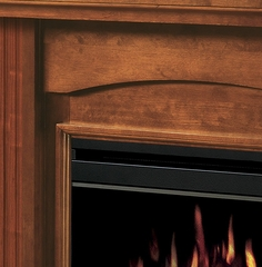 Tessa Electric Fireplace in Oak - Dimplex - CFP3685O
