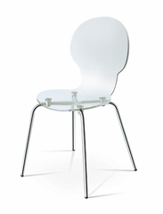 The Ghost Ant Stacking Chair - CC-50
