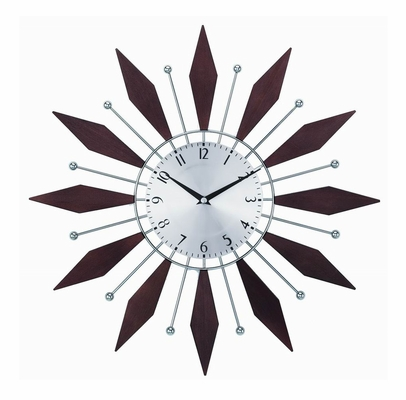 The Harper Sunburst Wall Clock Series - G110620ESP