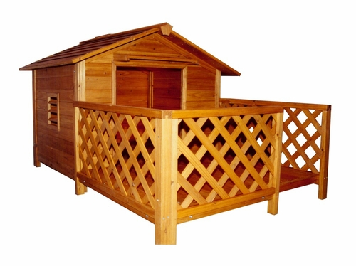 The Mansion Dog House - Merry Products - MPL002