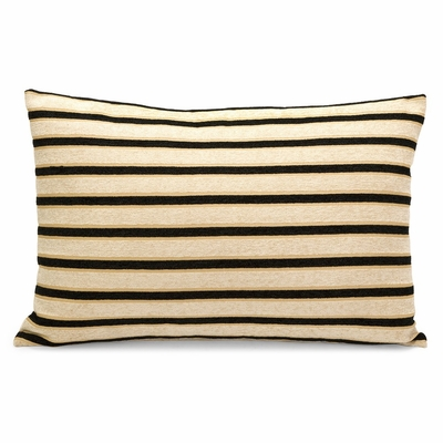 Theissen Stripe Rectangle Pillow - IMAX - 42097