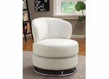 Thick Padded Accent Chair - 902105
