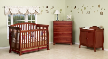 Thompson Baby Furniture Set 1 - DaVinci Furniture - BABYSET-34