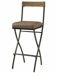 Thornhill Folding Stool - Hillsdale Furniture - 4538-891