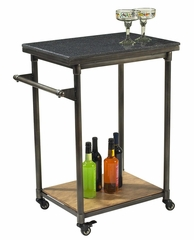 Thornhill Small Kitchen Cart - Hillsdale Furniture - 4538KC