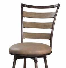 Thornhill Swivel Bar Stool - Hillsdale Furniture - 4538-830